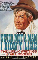 Never Met Man Didn't Lik