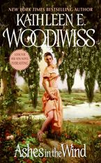 Ashes in the Wind Paperback  by Kathleen E. Woodiwiss