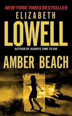 Amber Beach Paperback  by Elizabeth Lowell