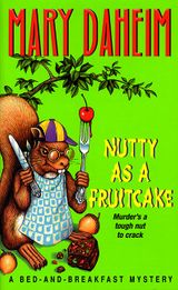 Nutty As a Fruitcake