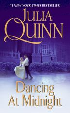 Dancing at Midnight Paperback  by Julia Quinn