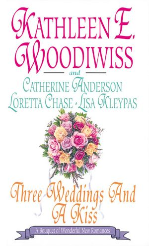 Three Weddings and a Kiss book image