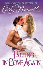 Falling in Love Again Paperback  by Cathy Maxwell