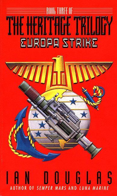 Europa strike ian douglas paperback enlarge book cover fandeluxe Gallery