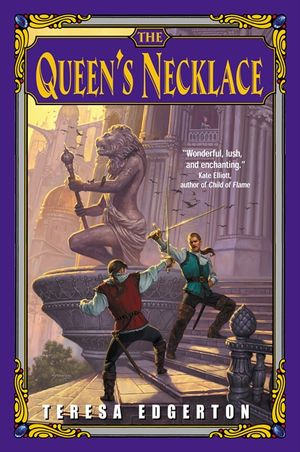 The Queen's Necklace book image