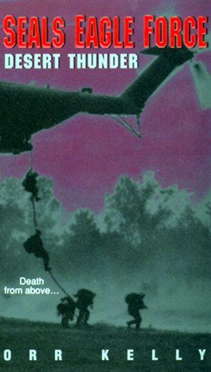 Seals Eagle Force: Desert Thunder book image