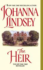 The Heir Paperback  by Johanna Lindsey