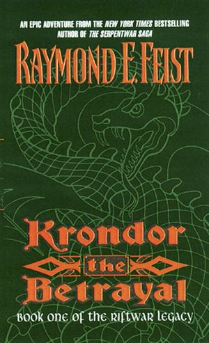 Krondor the Betrayal: