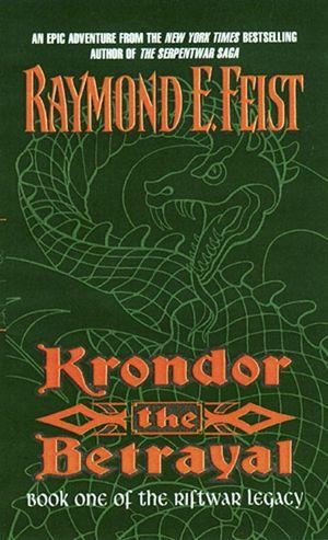 Krondor the Betrayal:
