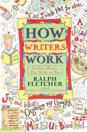How Writers Work book image