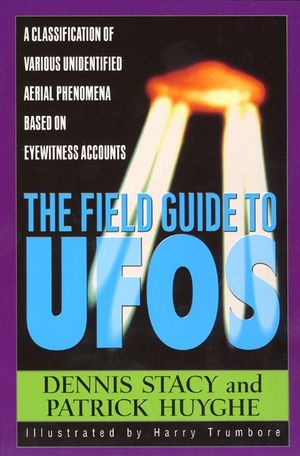 The Field Guide To UFOs book image