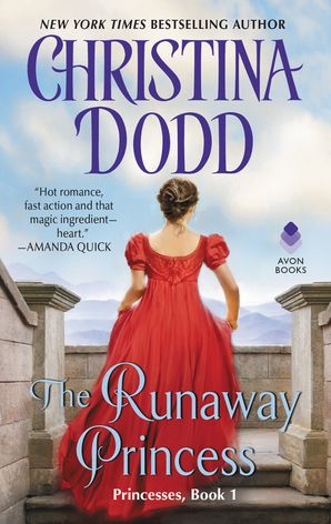 The Runaway Princess Paperback  by