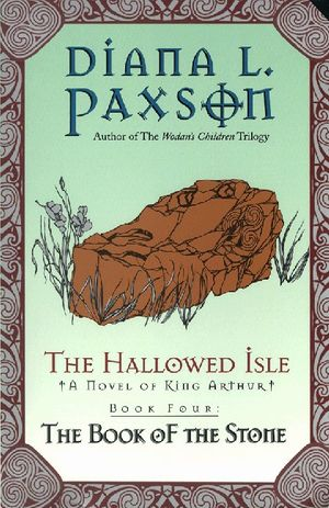 The Hallowed Isle Book Four book image