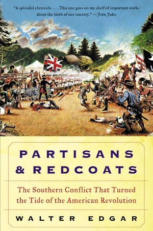 Partisans and Redcoats book image