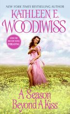 A Season Beyond a Kiss Paperback  by Kathleen E. Woodiwiss
