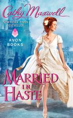 Married in Haste Paperback  by Cathy Maxwell