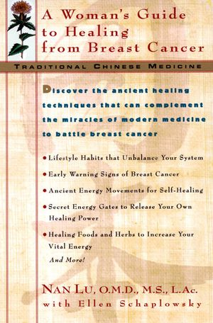TCM: A Woman's Guide to Healing From Breast Cancer book image