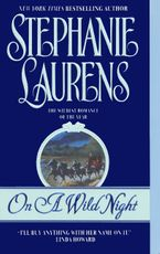 On a Wild Night Paperback  by Stephanie Laurens