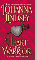 Heart of a Warrior Paperback  by Johanna Lindsey