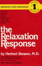 The Relaxation Response Paperback  by Herbert Benson M.D.