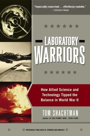 Laboratory Warriors book image