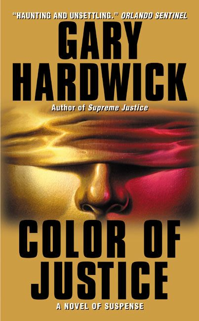 Color Of Justice Gary Hardwick Paperback