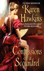 Confessions of a Scoundrel Paperback  by Karen Hawkins