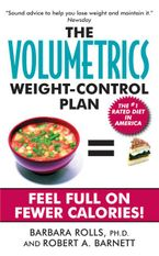 The Volumetrics Weight-Control Plan Paperback  by Barbara Rolls PhD