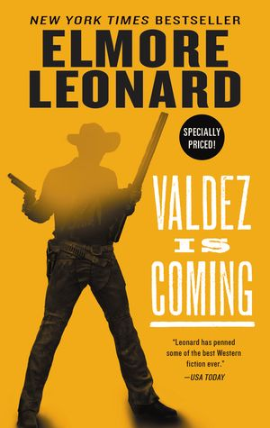 Valdez Is Coming book image