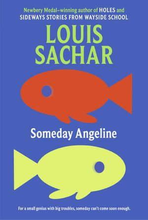 Someday Angeline book image