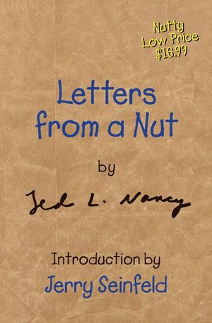 Letters from a Nut book image