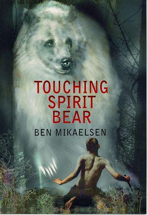 Touching Spirit Bear book image