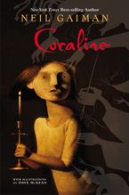 Coraline Hardcover  by Neil Gaiman