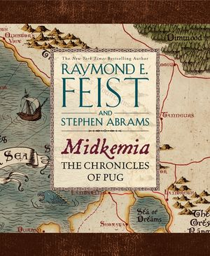 Midkemia: The Chronicles of Pug book image