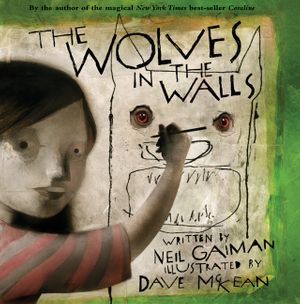 The Wolves in the Walls book image