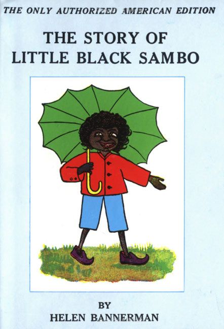 The Story Of Little Black Sambo Helen Bannerman Hardcover