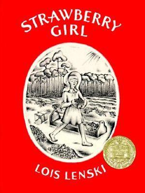 Strawberry Girl book image
