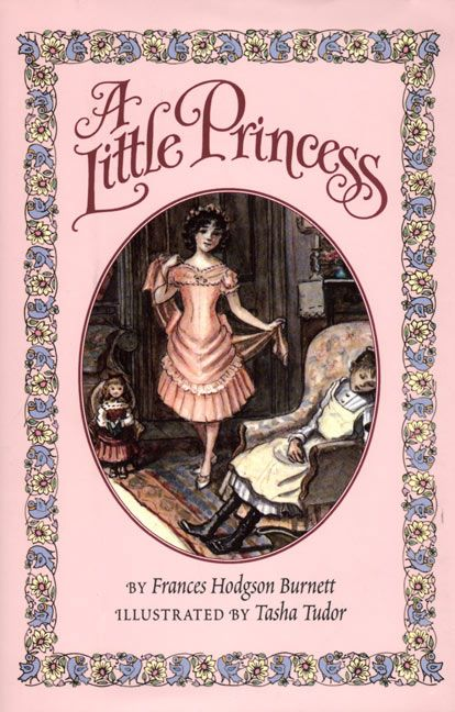 Image result for The Little Princess both by Frances Hodgson Burnett.
