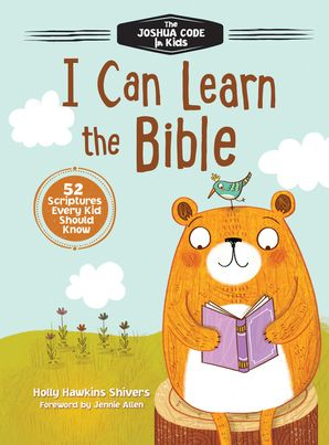 I Can Learn the Bible: The Joshua Code for Kids: 52 Devotions andScriptures for Kids