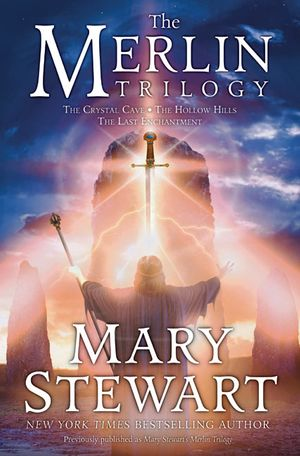 The Merlin Trilogy book image