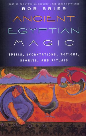 Ancient Egyptian Magic book image