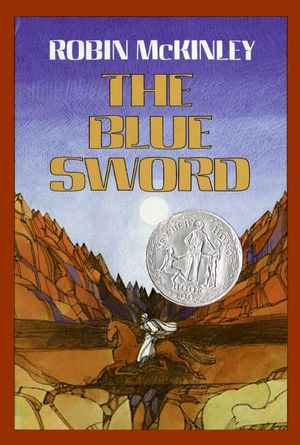 The Blue Sword book image