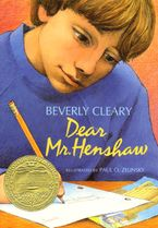 Dear Mr. Henshaw Hardcover  by Beverly Cleary