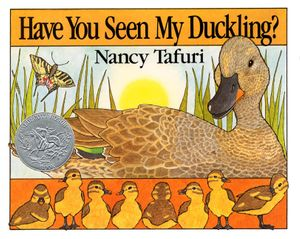 Have You Seen My Duckling? book image