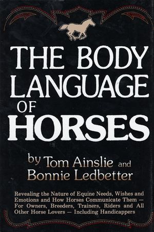 Body Language of Horses book image