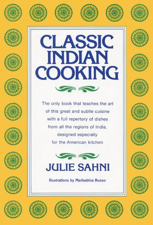Classic Indian Cooking book image