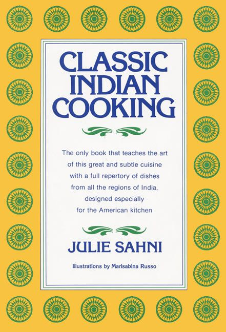 classic indian cooking julie sahni pdf
