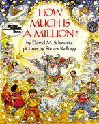 How Much Is a Million? Hardcover  by David M. Schwartz
