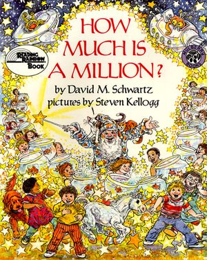 How Much Is a Million? book image