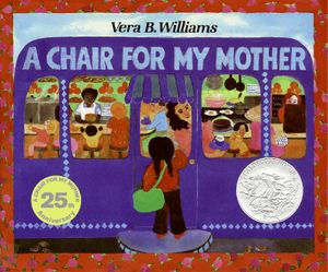 A Chair for My Mother 25th Anniversary Edition book image